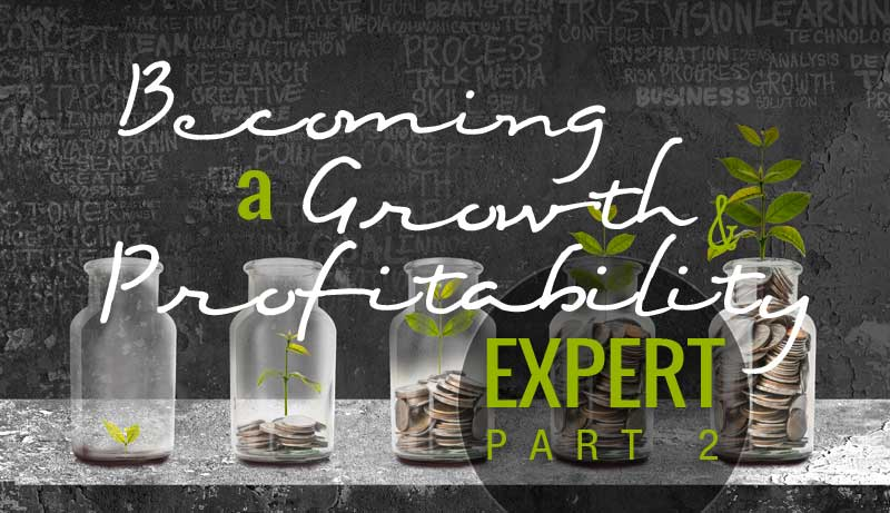 Becoming a Growth and Profitability Expert: An Interview (Part 2)
